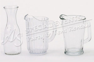 Glass Water Jugs