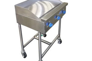 Propane Griddle 27″ x 36″