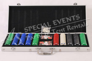 Poker Chips – Case of 500