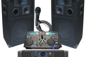 Sound System From $195