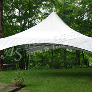 Pole Style Tents