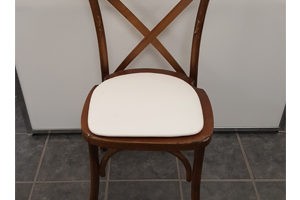 BROWN HARVEST DINING CHAIR