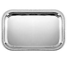 "Rectangular Tray – 21"" x 14"""