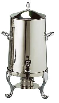 POLISHED 100 CUP SAMOVAR