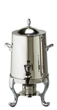 POLISHED 50 CUP SAMOVAR